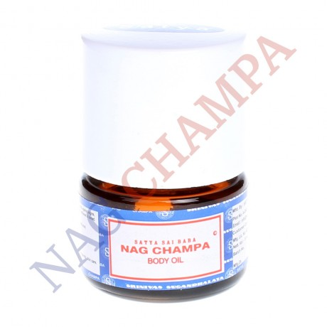 Nag Champa body oil 15ml